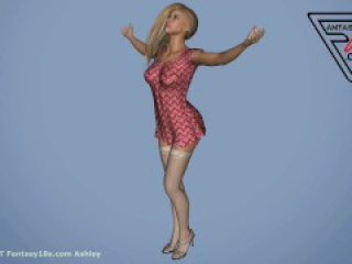 Ashley 18 Year Old 3D Teen Female Galleries At www.Fantasy18s.com